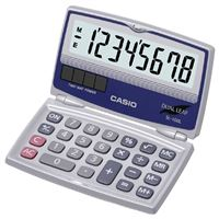 Casio Sl-100Te Basic Sm Folding 8 Digits Calucator