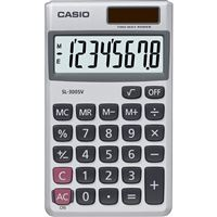 Casio-Computer Sl-300Sv Casio Wallet Style Pocket Calculator