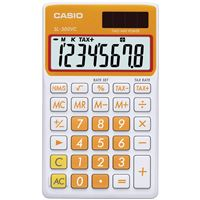 Casior Sl300Vcoesih Orange Solar Wallet Calc