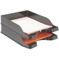 Deflector 63904 Docutray Stack Tray 2Pk