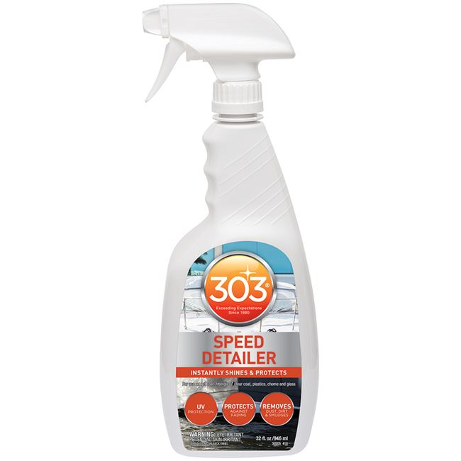 303 30205 Marine Speed Detailer Trigger Sprayer 32Oz