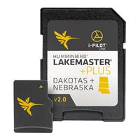 Humminbird 600013-6 Lakemaster Plus Dakotas Nebraska Version 2