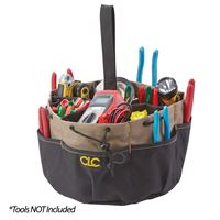 Clc Work Gear 1148 18 Pocket Draw String Bucket Bag