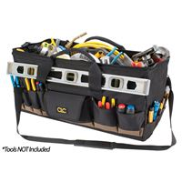 "Clc Work Gear 1164 24"" MegamouthT Tool Bag"