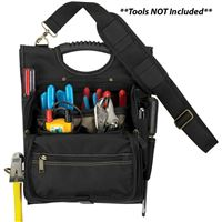 Clc Work Gear 1509 21 Pocket Professional Electrician'S Tool Pouch