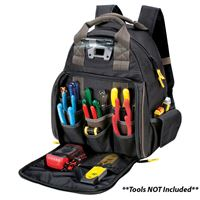 Clc Work Gear L255 53 Pocket Tech Lighted Backpack