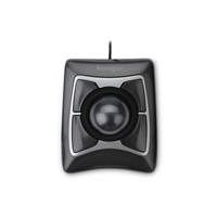 Kensington Technology Group K64325 Expert Black Trackball Scroll Mouse Usb/Ps2