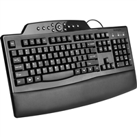 Kensington Technology Group K72402Us Pro Fit Comfort Keyboard Wired Usb