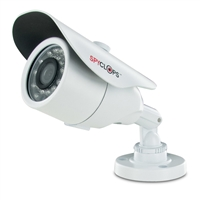 Spyclops Spy-Minbulletw2 Cctv Indoor/Outdoor Bullet Style Security Camera White
