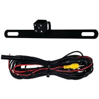 Ibeam Vehicle Safety Systems Te-Bpcir Behind Lic Plat Cam Ir