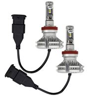 Heise Led Lighting Systems He-H11Led H11 Headlight Kit Single Beam Pair