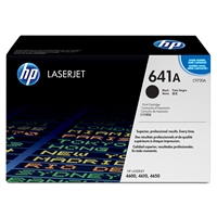 Hp Inc. C9720A Toner 641A Black 9000 Pg Yield