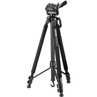 Sunpakr 620-663Lx 66In Photo/Vid Tripod