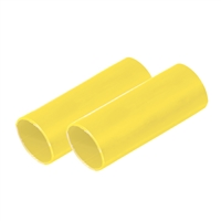"Ancor 327924 Battery Cable Adhesive Lined Heavy Wall Tubing Bct 1"" X 12"" Yellow"