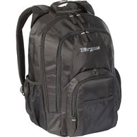 Targus Cvr600 Groove Black 840D Nylon Notebook Backpack
