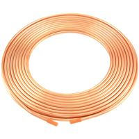 No Logo 6363204859800 50' 1/4 Copper Tube