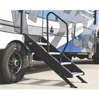 "Mor/Ryde International Inc STP-3-30-04H Fold Up Step 3 34-38"" Doo"