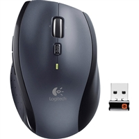 Logitech 910-001935 M705 Wireless Marathon Mouse Black