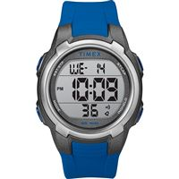 Timex Tw5M33500So T100 Blue/Gray 150 Lap