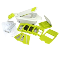 Megachef Mg-Multi-Slicer-Dicer 8-In-1 Multi-Use Slicer Dicer And Chopper