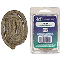 "Western Pacific Trading 10004 Flax Packing 5/16""X2' Retail"