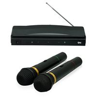 Quantum Fx M-336 Twin Pack Wireless Microphone System
