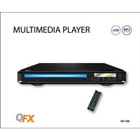 Qfx Vp109Blk Black Dvd Player Supported