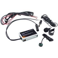 Pac Isfm2351 Bluetooth Hands Free Kit Audio Streaming