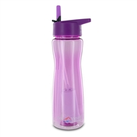 Eco Vessel Triav750Vi Aqua Ultra Lite Tritan 25Oz Water Bottle 100 Gal Filter