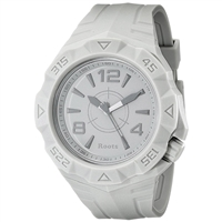 Roots 1R-At500Gy1G Tusk Quartz Analog Sport Watch Gray