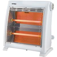 Optimus H5511 Heater Infrared Quartz Radiant 400 Or 800 Watt