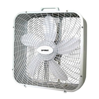 Optimus F-2002 20 In. Box Fan