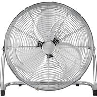 Optimus F-4182 18 In. Industrial Grade High Velocity Fan Painted Grill