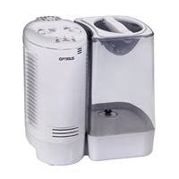 Optimus U-32010 3.0 Gallon Warm Mist Humidifier Wicking Vapor System