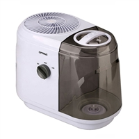 Optimus U-33015 2.0 Gallon Cool Mist Evaporative Humidifier