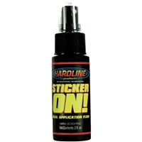 Hardline Products 964 Decal Application Fluid 2 Oz