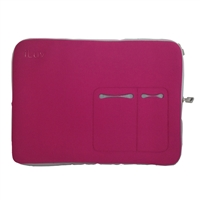 "Iluv Ibg2030Pnk 17"" Macbook Pro Sleeve Pink"