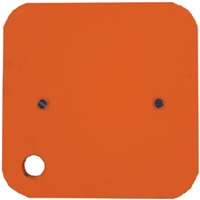 Brownell Boat Stands OPLY Plywood Pad Only Orange