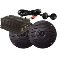 Millenia Ma100Pkg Package Mp3 Kit Amp And Speakers