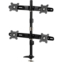Amer Networks Amr4P Mounts Amr4P: Quad Monitor Mount Up To 4/Four 24 Screens