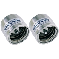 Bearing Buddy 42104 1.980 Stainless Bear Budd 2/Cd