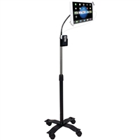 CTA DIGITAL INC PAD-SCGS COMPACT SECURITY GOOSENECK FLOOR STAND F