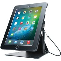 Cta Digital Pad-Dasb Dt Anti-Theft St& Ipad Blk Case Rotates 360 Degrees
