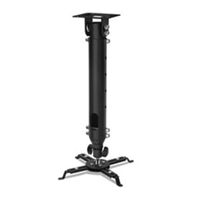 SIIG CE-MT2912-S1 Accessory Universal Height Adjustable Projector Ceiling Mount