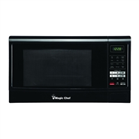 Magic Chef Mcm1611B 1100W 1.6 Dgtl Microwave