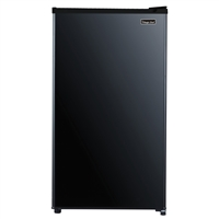 Magic Chef MCAR320BE 3.2 cf Cmpct Refrigerator Blk