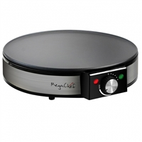 Megachef Mc-2900Pm The Nonstick Crepe And Pancake Maker Breakfast Griddle