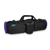 Hotdog Hd101 Skooba Design Yoga Mat Carrying Gym Bag Case Rollpack Onyx