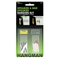 Hangmanr Ksh4 Spkr/Bar Spkr Hang Kit