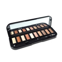 Me Makeover 28138 Essentials Classic 10 Sunlit Breeze Eyeshadow Makeup Palette